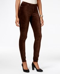 Styleandco. Style Co. Petite Corduroy Leggings Only At Macy's Rich Truffle