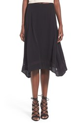 Leith Women's Handkerchief Midi Skirt