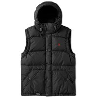 Polo Ralph Lauren Elmwood Down Vest Black