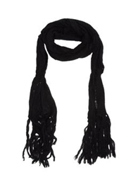Scout Oblong Scarves Black