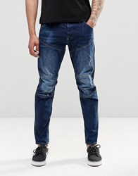 G Star Jeans 5620 3D Tapered Dark Aged Navy