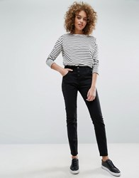 Only Lizzy Antifit Trousers Black
