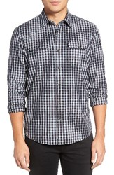 Tailor Vintage Men's Plaid Sport Shirt