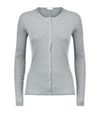 Escada Sport Ribbed Cardigan Female Grey