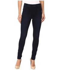 Spanx Jean Ish Leggings Twilight Rinse Women's Casual Pants Black