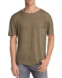 Rails Garrett Pocket Tee Sage
