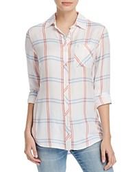 Prive Plaid Shirt Multi