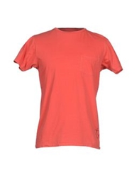Bowery T Shirts Red