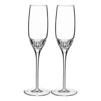 Waterford Marquis Addison Champagne Flutes Set Of 2