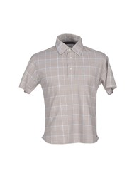 Peuterey Topwear Polo Shirts Men Khaki