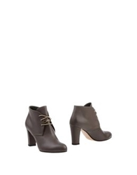Martin Clay Ankle Boots Dove Grey