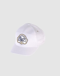 Baci And Abbracci Hats White