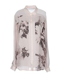 Lala Berlin Shirts Shirts Women Light Pink