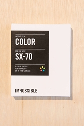 Impossible Px 680 Color Shade Instant Film Grey