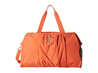 Baggallini Step To It Duffel Tangerine Duffel Bags Orange