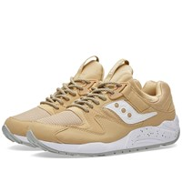 Saucony Grid 9000 Brown