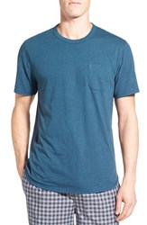 Nordstrom Men's Men's Shop Crewneck T Shirt Teal