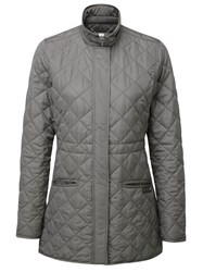 Henri Lloyd Pamelia Quilted Jacket Grey