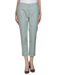 Peserico Sign Trousers Casual Trousers Women Light Green