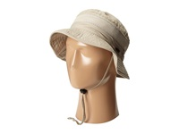 Stetson Boonie With Insect Shield Flap Khaki Caps