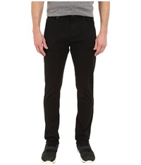 Rvca Daggers Twill Black Men's Casual Pants