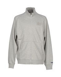 Napapijri Topwear Sweatshirts Men Light Grey