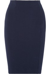 Tart Collections Tracey Ponte Skirt Blue