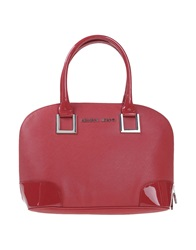 Armani Jeans Handbags Red
