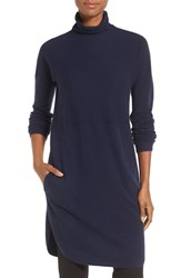 Nordstrom Women's Collection Funnel Neck Cashmere Tunic