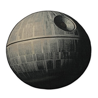Thinkgeek Exclusive Star Wars Death Star Rug