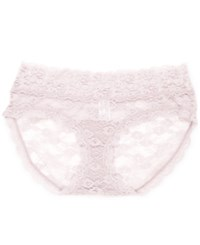 A Pea In The Pod Maternity Lace Briefs Pink
