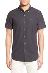 Men's Rip Curl 'Our Time' Trim Fit Short Sleeve Woven Shirt