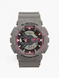 Casio Pink Colour Sport Ga 110Ts 8A4er Watch