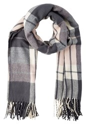 Only Onlallie Scarf Rose Smoke