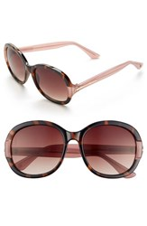 Women's Ivanka Trump 56Mm Sunglasses