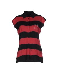 Levi's Red Tab Topwear Polo Shirts Women