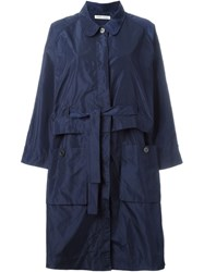 Henrik Vibskov 'Zoom' Coat Blue