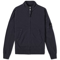 C.P. Company Arm Lens Track Top Blue