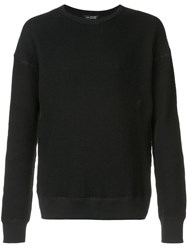 Wings Horns Thermal Jumper Black