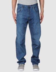 Adam Kimmel Denim Pants Blue