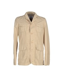 Gianfranco Ferre Gf Ferre' Suits And Jackets Blazers Men Beige