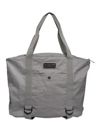Adidas By Stella Mccartney Yoga Cotton Canvas Bag