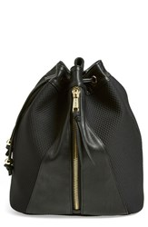 Poverty Flats By Rian Neoprene Drawstring Backpack