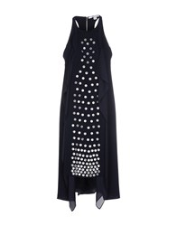 Diane Von Furstenberg Dresses Short Dresses Women Dark Blue