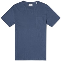 Gant Rugger Pocket Tee Cloudy Blue