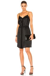 Atm Anthony Thomas Melillo Cami Dress In Black