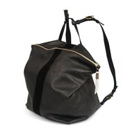 Kempton And Co. Morleigh Black Convertible Backpack