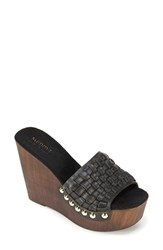 Women's Summit By White Mountain 'Vicki' Sandal 4 1 2' Heel