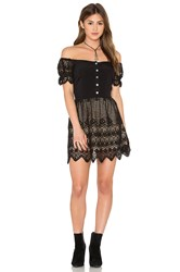 Jens Pirate Booty Firefly Dress Black