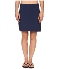 Royal Robbins Discovery Skort Deep Blue Women's Skort